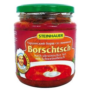 Borsch au porc