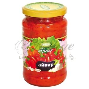 """Ajvar"" - пюре из перца и..."