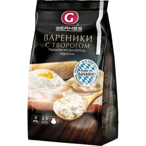 Vareniki aux fromage blanc,...