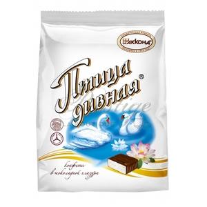 """Конфеты шоколадные """"Птица..."""