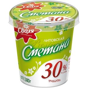 Crème aigre 30% 380 g