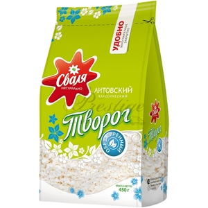 "Fromage blanc ""Tvorog"" 1,8%..."