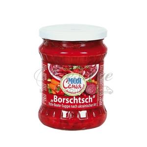 Borsch sans viande