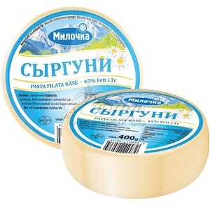 "Fromage ""Sirguni"" 45% 400 g"