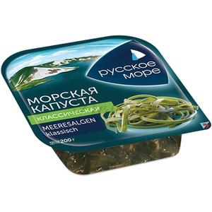 Салат из морской капусты...