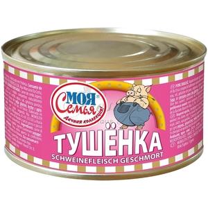 Тушёнка свиная