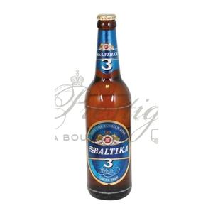 "Пиво ""Балтика №3"" 4,8% алк."