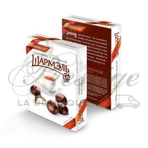 Зефирчики в шоколаде