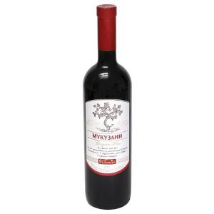 "Vin rouge géorgien ""Mukuzani"""
